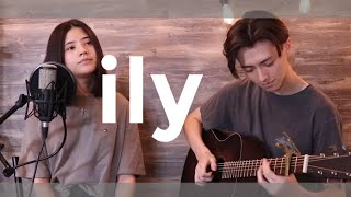 Gambar cover ily (i love you baby) - Surf Mesa  ft. Emilee - acoustic / vocal  (cover)