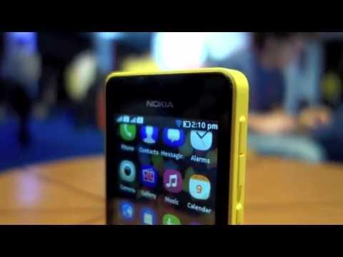 Hands-on: Asha 501, o novo celular baratinho da Nokia