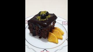 Çikolata Soslu Çaylı Kek /fatoş İle Damak Tadı