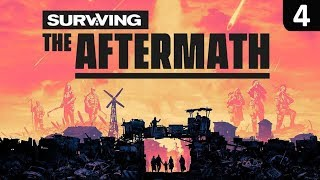 Pandemic - Surviving The Aftermath Gameplay Ep 4