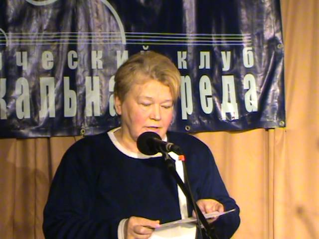 Музыкальная Среда. 30.11.2011. Часть 4.