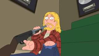 Family Guy   Stewie saves Kurt Cobain