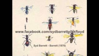 Syd Barrett - 10 - Wined And Dined - Barrett (1970)