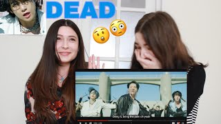 Gambar cover BTS (방탄소년단) 'ON' - REACTION (Kinetic Manifesto Film : Come Prima)