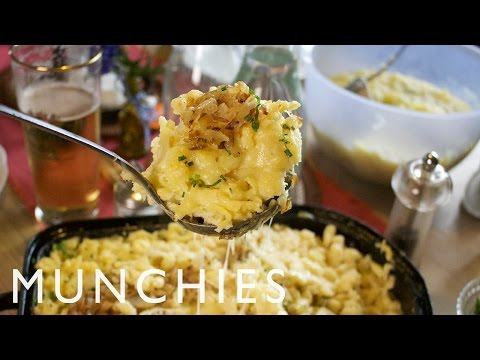 MUNCHIES Guide to Bavaria: Punky Mountain Cheese