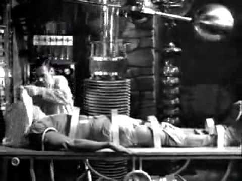 """It's Alive"" - Frankenstein"
