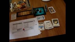 Warhammer Quest Boardgame Solo Playthrough Part 1/5