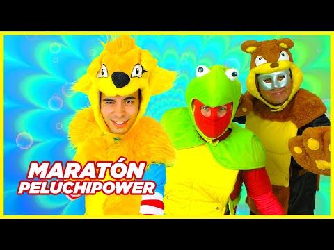 Maratón PELUCHI POWER / Remasterizado / CARA LARGA