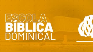 EBD - Sem. Tiago Alencar - 08/11/2020