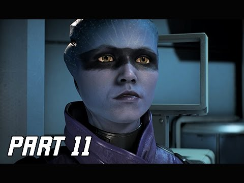 Mass Effect Andromeda Walkthrough Part 11 - Suvi's Faith (PC Ultra Let's Play Commentary) from YouTube · Duration:  23 minutes 38 seconds