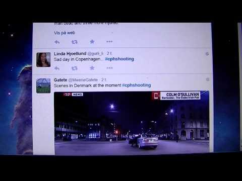MongoTV_245 - Part 2 - Cphshooting Group Tweets From Twittert - Copenhagen