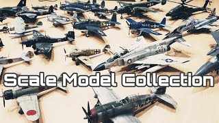 My Collection of scale model kits 10k subscribers special