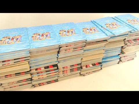 """My Co-Workers Helped Me Unbox 260 TWICE """"Summer Nights"""" Albums"""