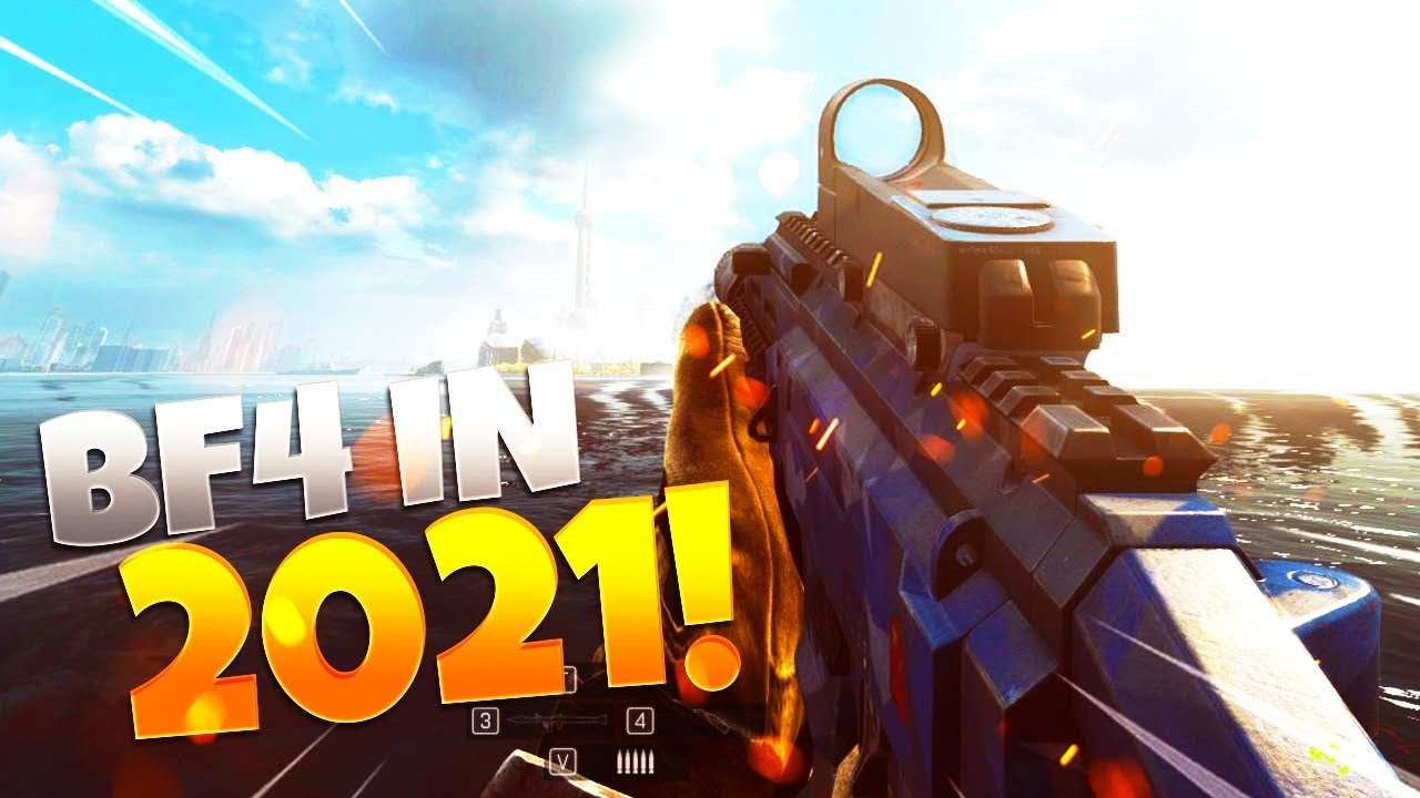 This is Battlefield 4 in 2021!😱