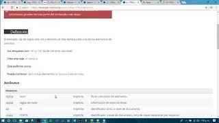 Realiza un videotutorial, realizando tu curriculum Vitae en HTML con la ayuda de un editor de texto
