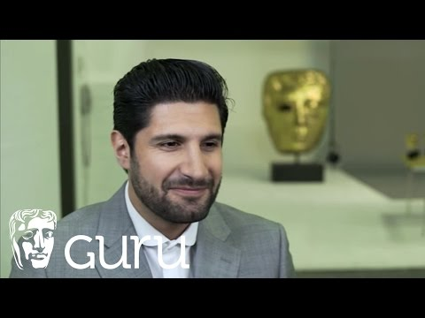 Kayvan Novak On Collaboration