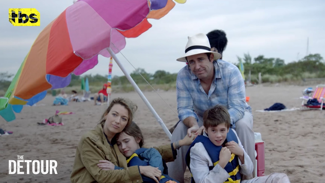 Download The Detour: Season 2 Trailer [CLIP] | TBS