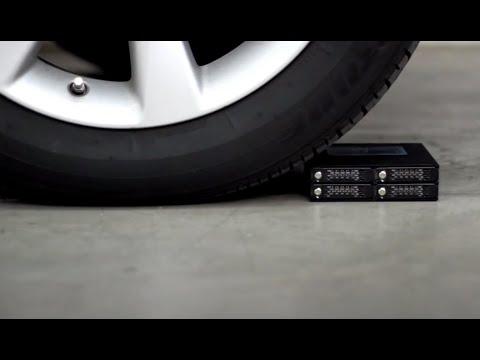 ICY DOCK ToughArmor Series vs Lexus SUV