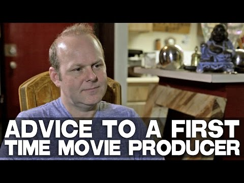 Advice To A First Time Movie Producer by Aaron Steele