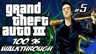 GTA III [Part 5] - ALL Hidden Payphone Missions [100% Walkthrough]