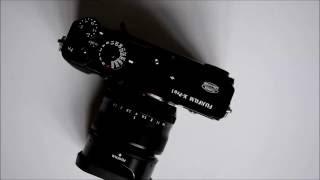 видео Ремонт Fuji FinePix X-Pro1