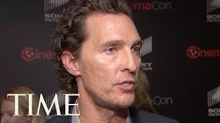 Matthew McConaughey Fears
