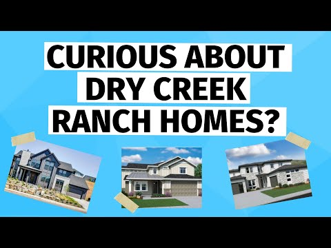 Dry Creek Ranch - Boise/Eagle ID Foothills! NEW HOMES!