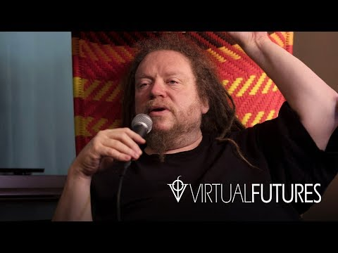 Dawn of the New Everything - with Jaron Lanier   Virtual Futures Salon