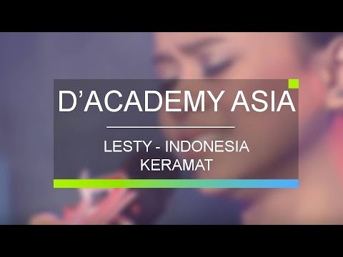 Lesti, Indonesia - Keramat (D'Academy Asia 10 Besar Group A Result)