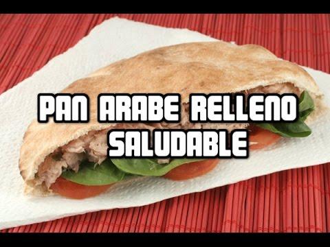 Pan arabe para dieta