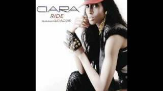 "Ciara ft Ludacris ""RIDE"" (Chipmunk Version)"