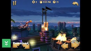 Trials Frontier -  A skill-based racing game for mobile