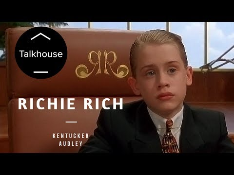 RICHIE RICH and the Search for Friends in Cinema – Kentucker Audley