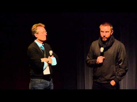 """""""DIRTY WARS"""" Q&A with Jeremy Scahill at DOC NYC 2013"""