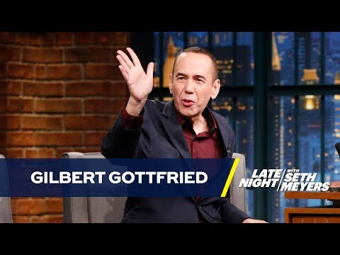 Gilbert Gottfried Revisits His 911 Joke and Other Controversial Bits