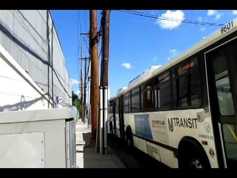 Nyctrman Nj Transit Bus Operations Neoplan On Route 158
