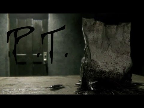 P.T. (Silent Hills) - Why I can't sleep at night