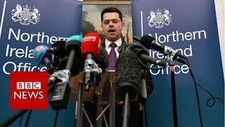 Brokenshire  Ireland border deal is realistic  BBC News
