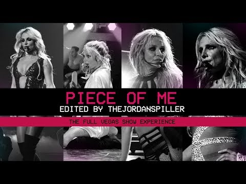 "Piece Of Me | The Full Vegas Show Experience (HD 1080p) - muted ""Slumber Party"""