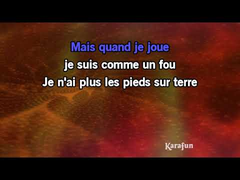 Karaoké Quand je joue - Julien Clerc *