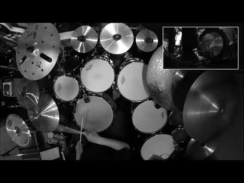 The Police   Roxanne Drums Cover By T.Ida