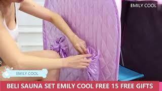 SAUNA SET 15 FREE GIFT VIDEO