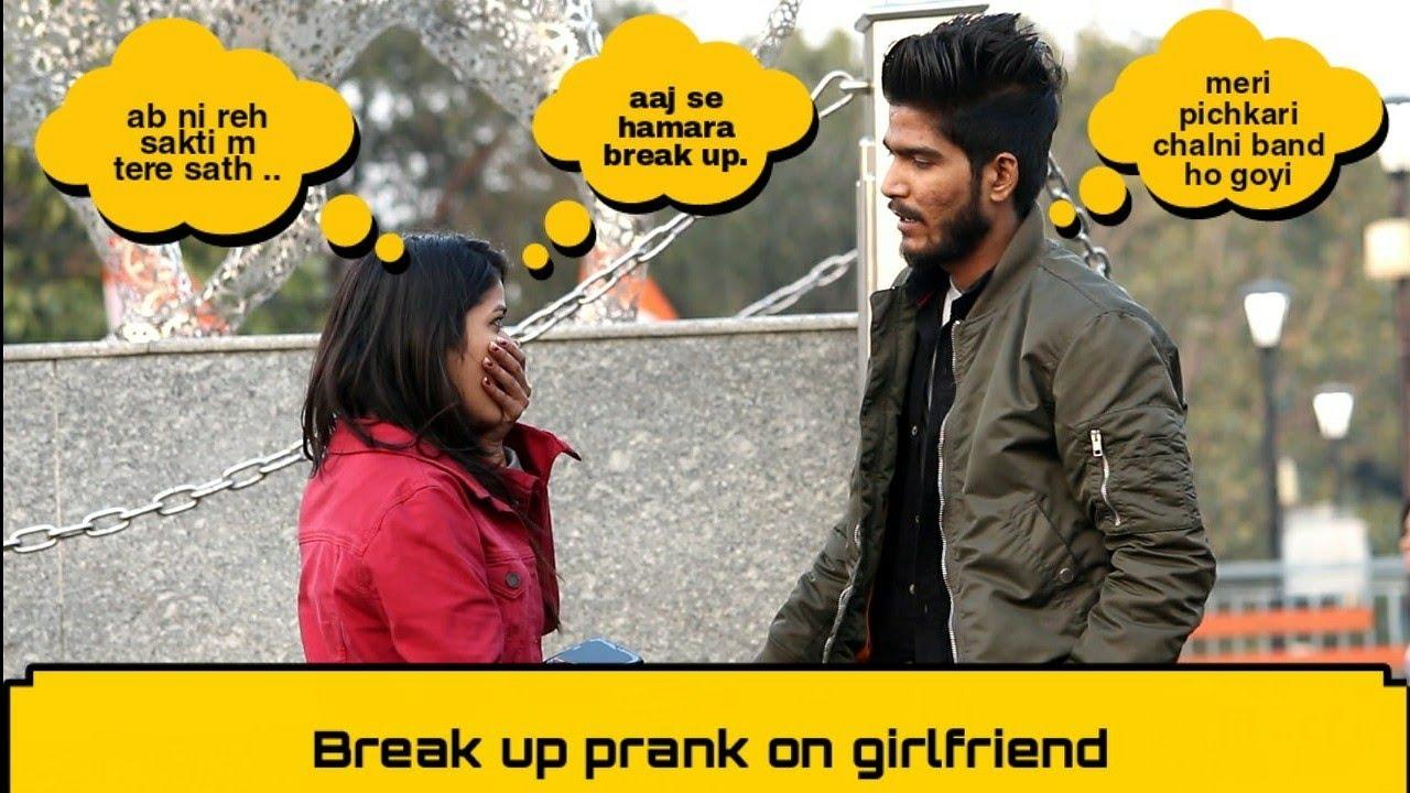 Download Prank on girlfriend   epic reaction   Ishaan Choudhary