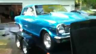 Dad's 1965 chevy II nova