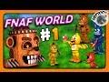 FNaF World Мир ФНАФ Прохождение 1 RPG по ФНАФ ВСЕМ КЕКСОВ mp3
