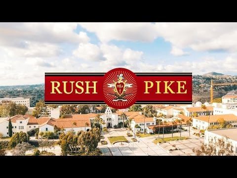RUSH PIKE  | SDSU Fall 2016