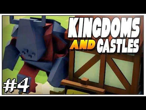Kingdoms and Castles - a Dragon? No Problem! - Ep 4