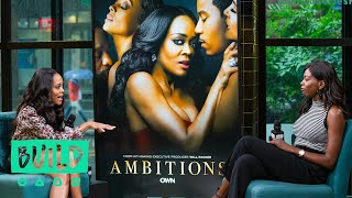 "Robin Givens Talks About OWN's ""Ambitions"""