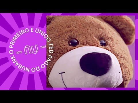 Pagar TED no Nubank? Só se for assim.