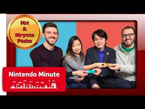 5 Things You May Not Know About Nintendo Switch – Nintendo Minute Video